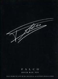 Cover Falco - Hoch wie nie [DVD]